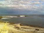 Great little reef break in NH.